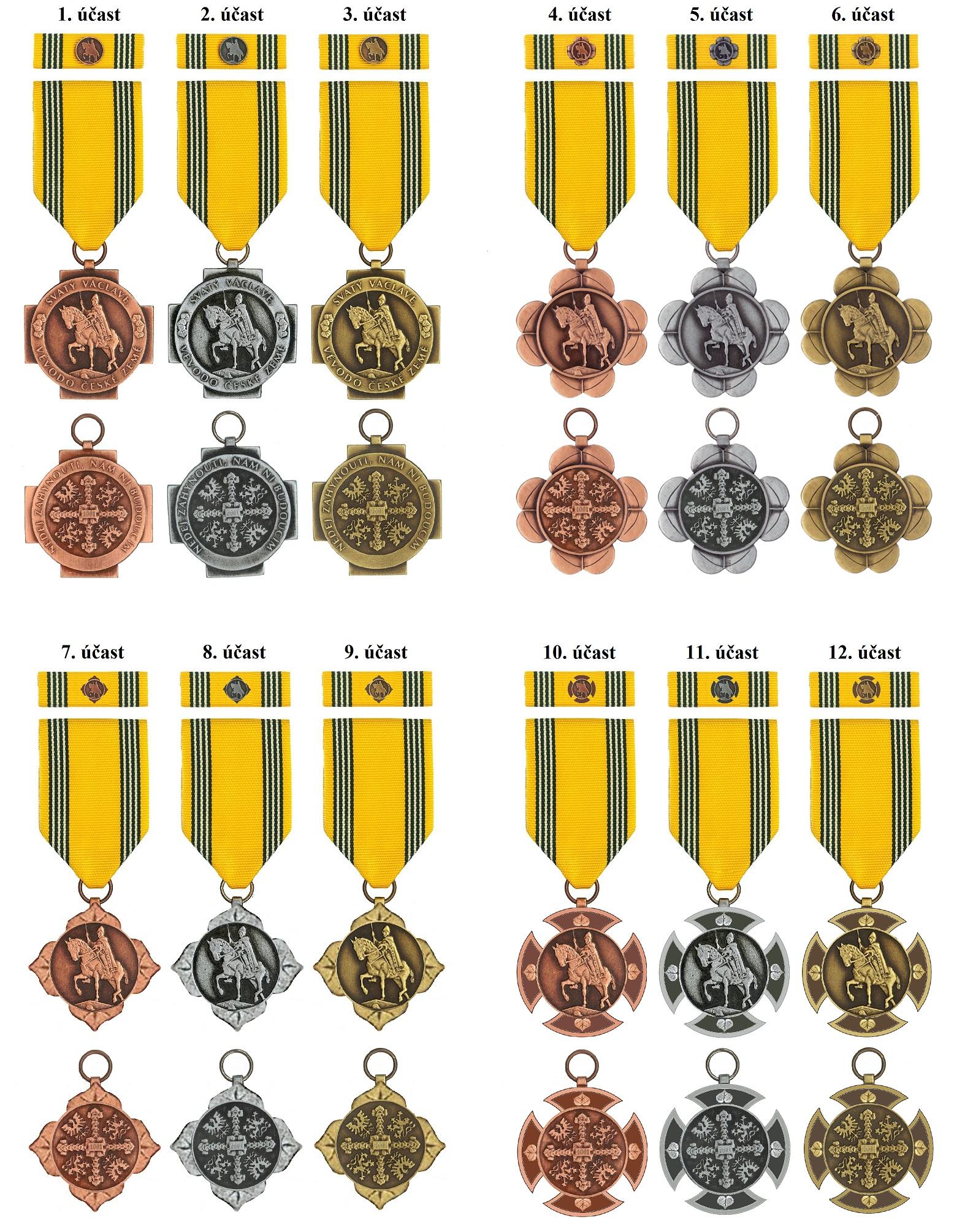 Medaile Pochodu ČS